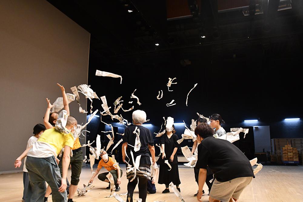 身体表現ワークショップ(演劇に興味のある方) 荘銀タクト鶴岡2021年度自主事業【Dance Dance TACT】